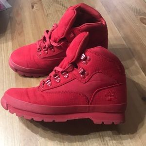 ❤️❤️ UNISEX ❤️ Timberland Hiking Boots ❤️❤️